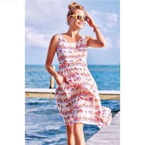 Euc Boden dress